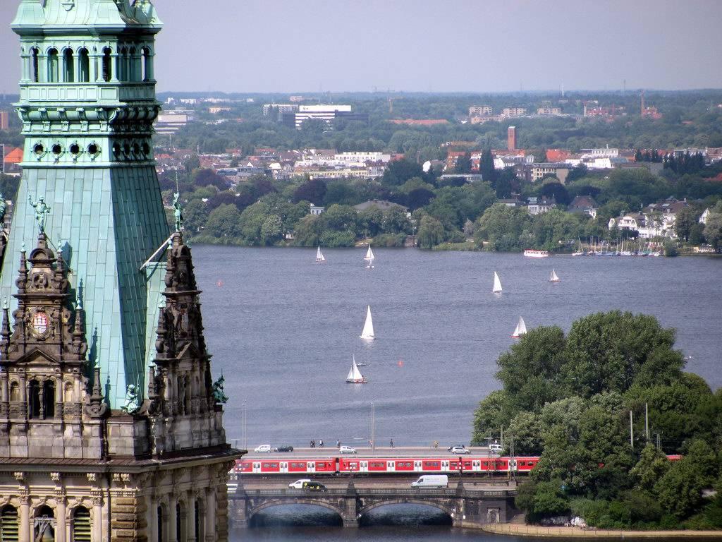 Гамбург (германия): достопримечательности