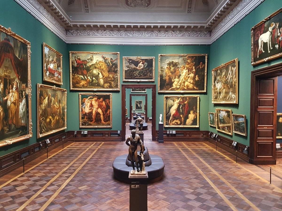 Дрезденская картинная галерея: личные впечатления от осмотра коллекций