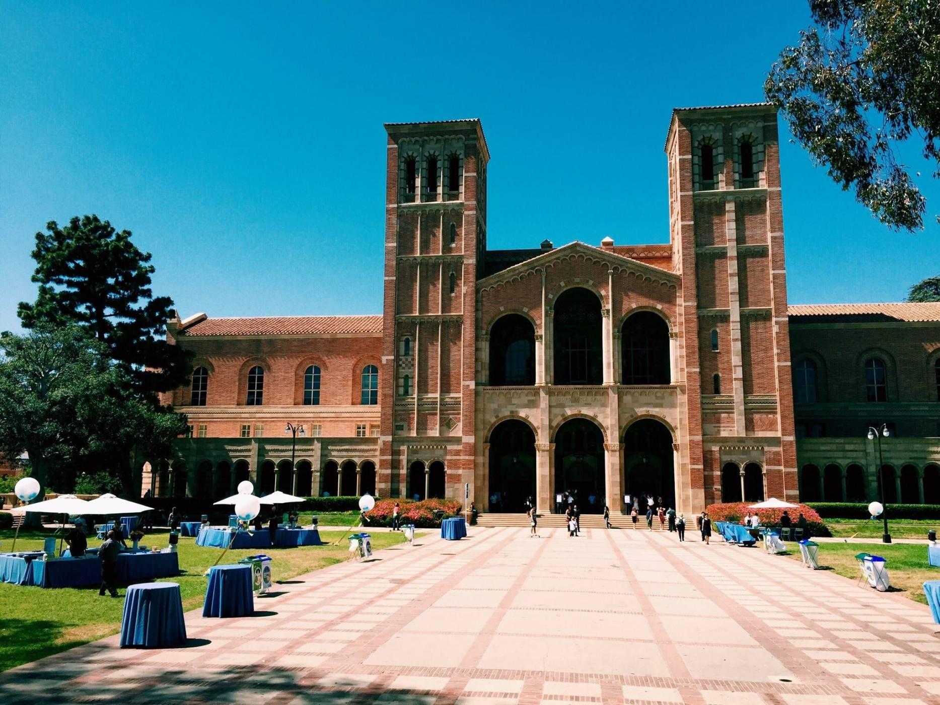Университеты в лос-анджелесе