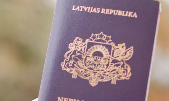 Статус негражданина латвии  - рига, латвия туризм