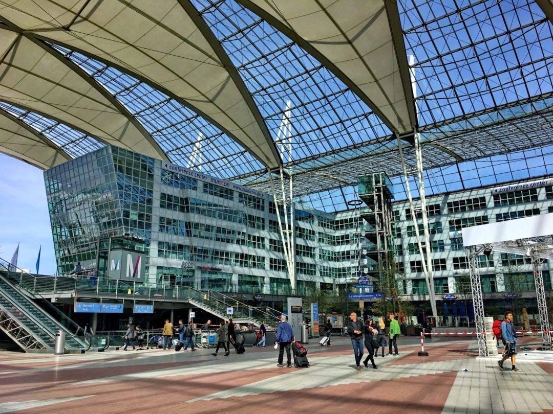 Аэропорт мюнхен имени штрауса и как добраться до центра города