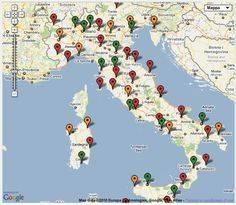Полный список итальянских аэропортов