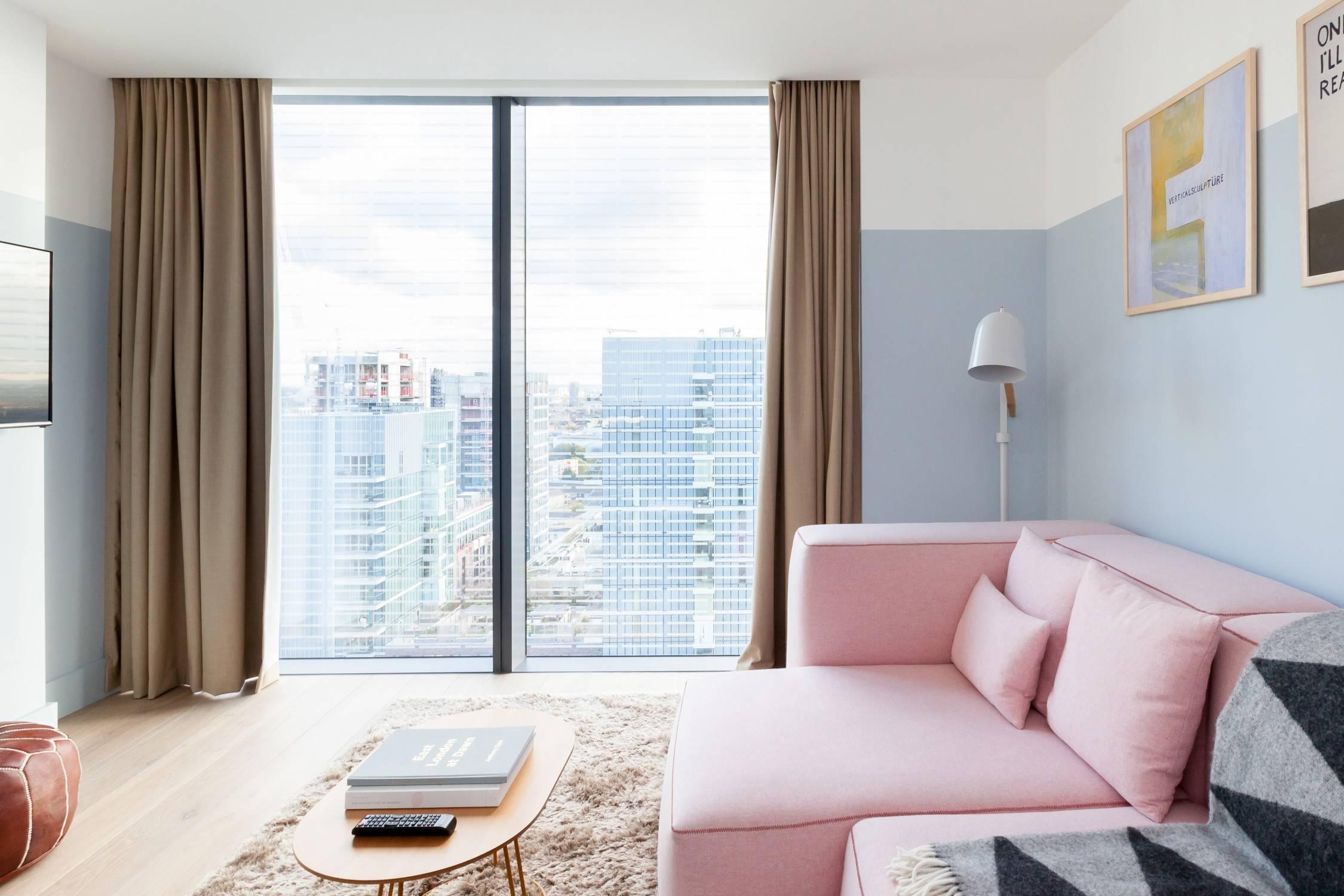 Как снять квартиру в лондоне на неделю, месяц или более длительный срок