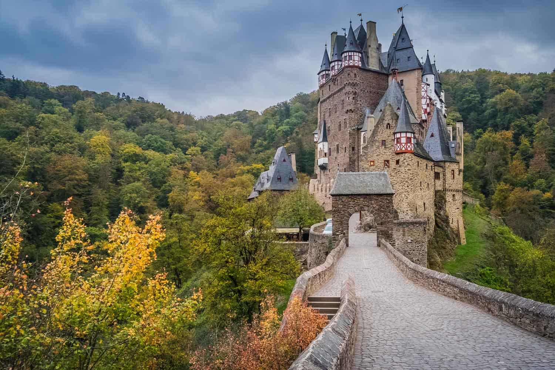 Замок эльц — википедия