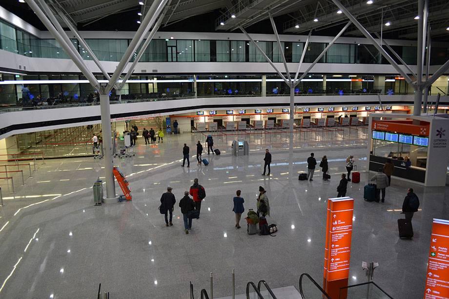 Воздушная гавань Польши – аэропорт имени Фредерика Шопена в Варшаве