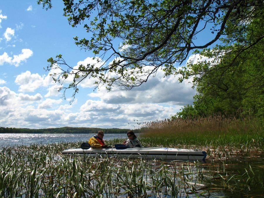 Мазурские озёра — википедия