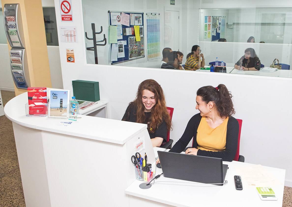Самые популярные языковые школы в испании