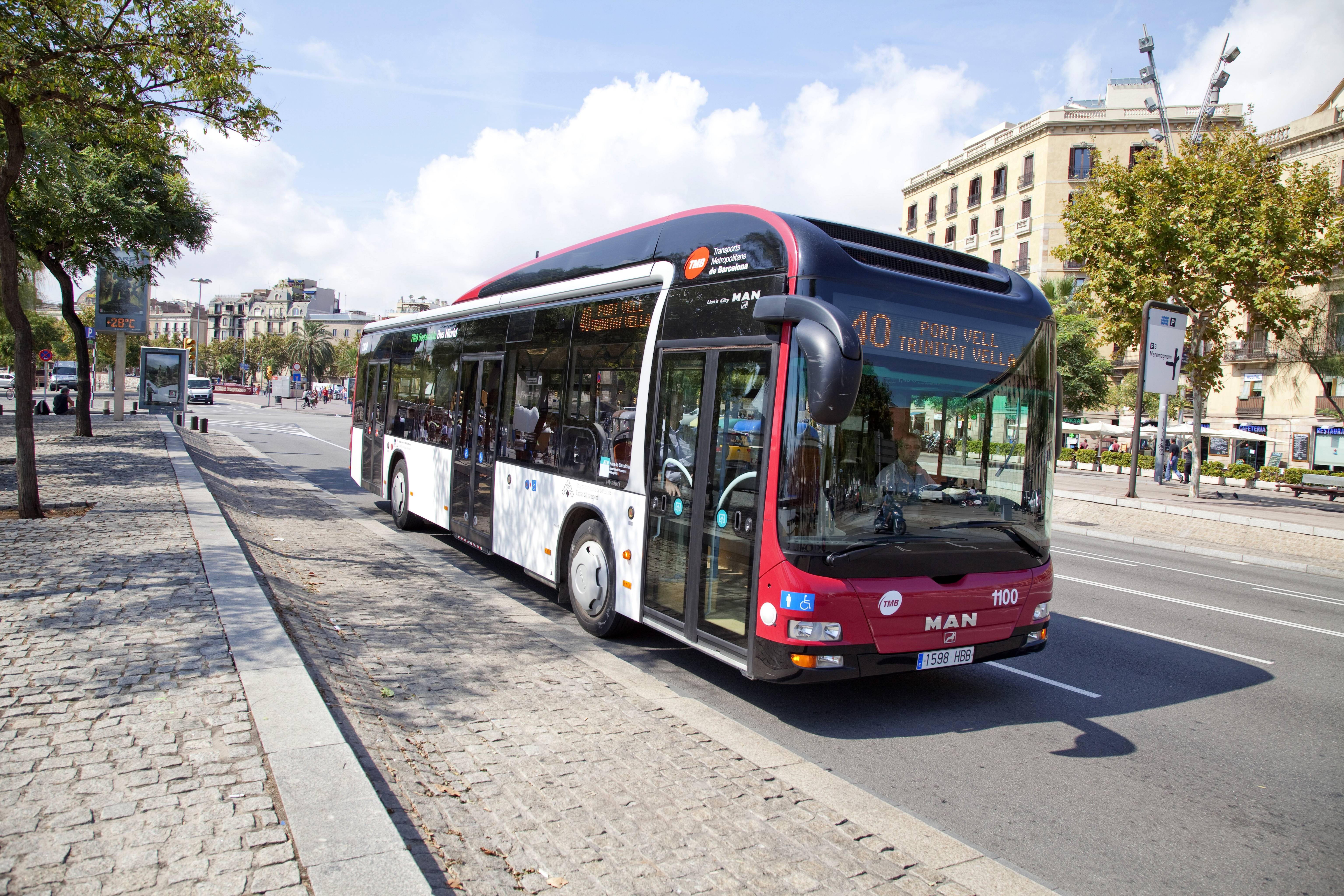Автобусы в аэропорту барселоны. как добраться на автобусе в барселону
