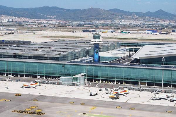 Эль прат де льобрегат: зона аэропорта барселоны