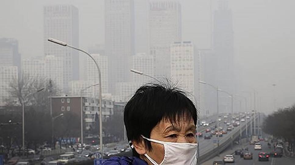 Смог в китае: причины, особенности, последствия