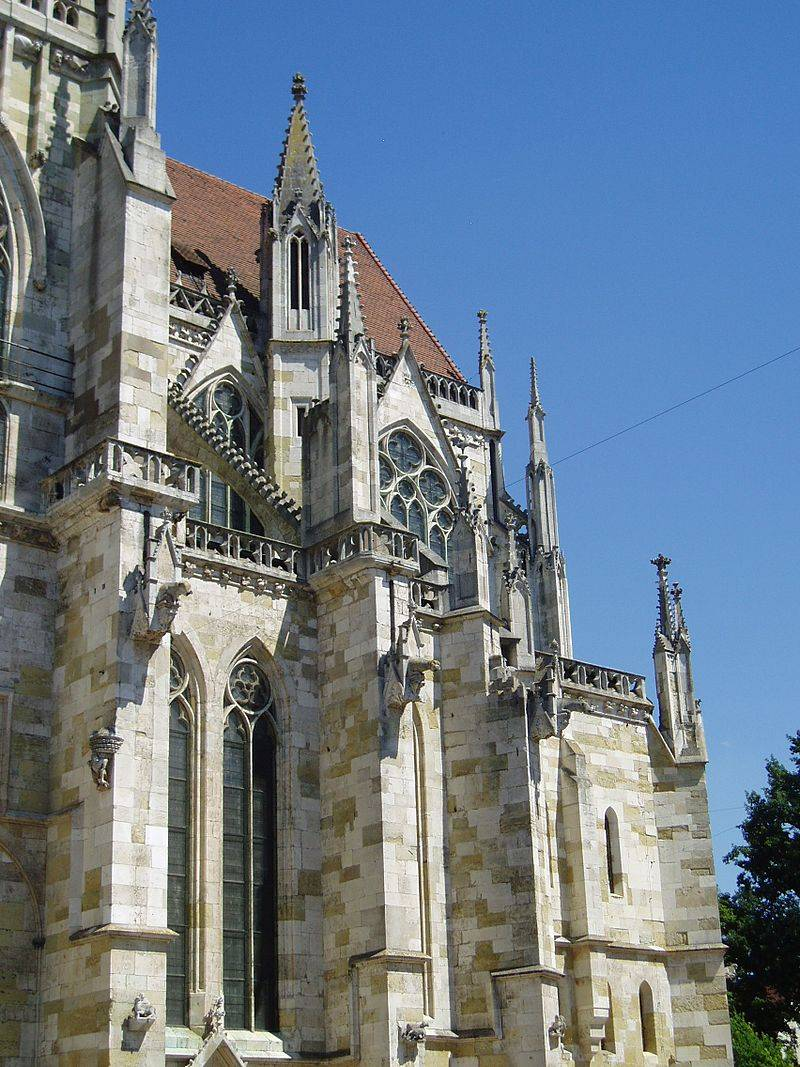 18 лучших достопримечательностей регенсбурга- описание и фото