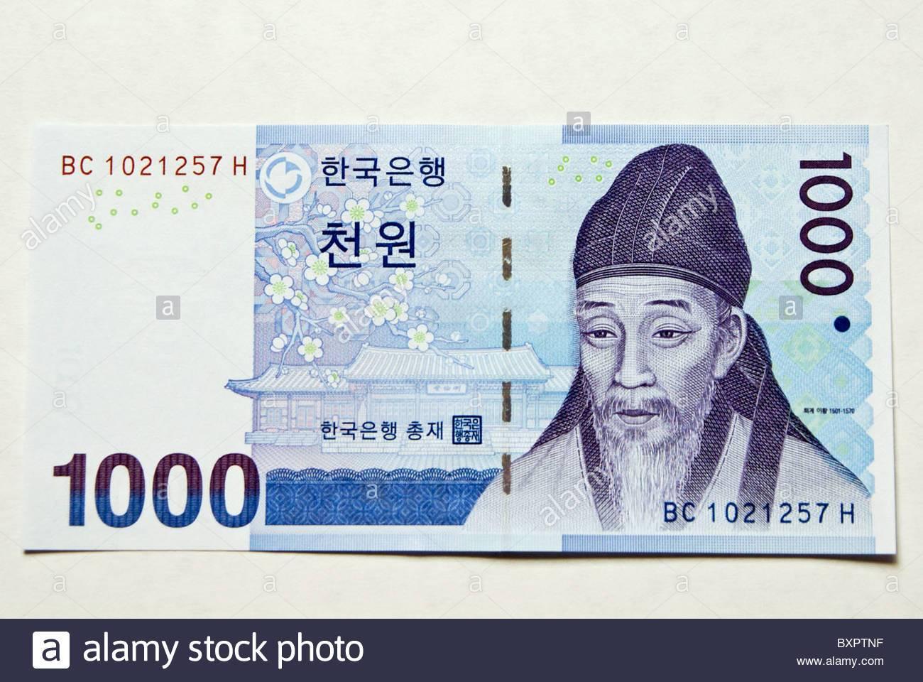 Финансовая система южной кореи