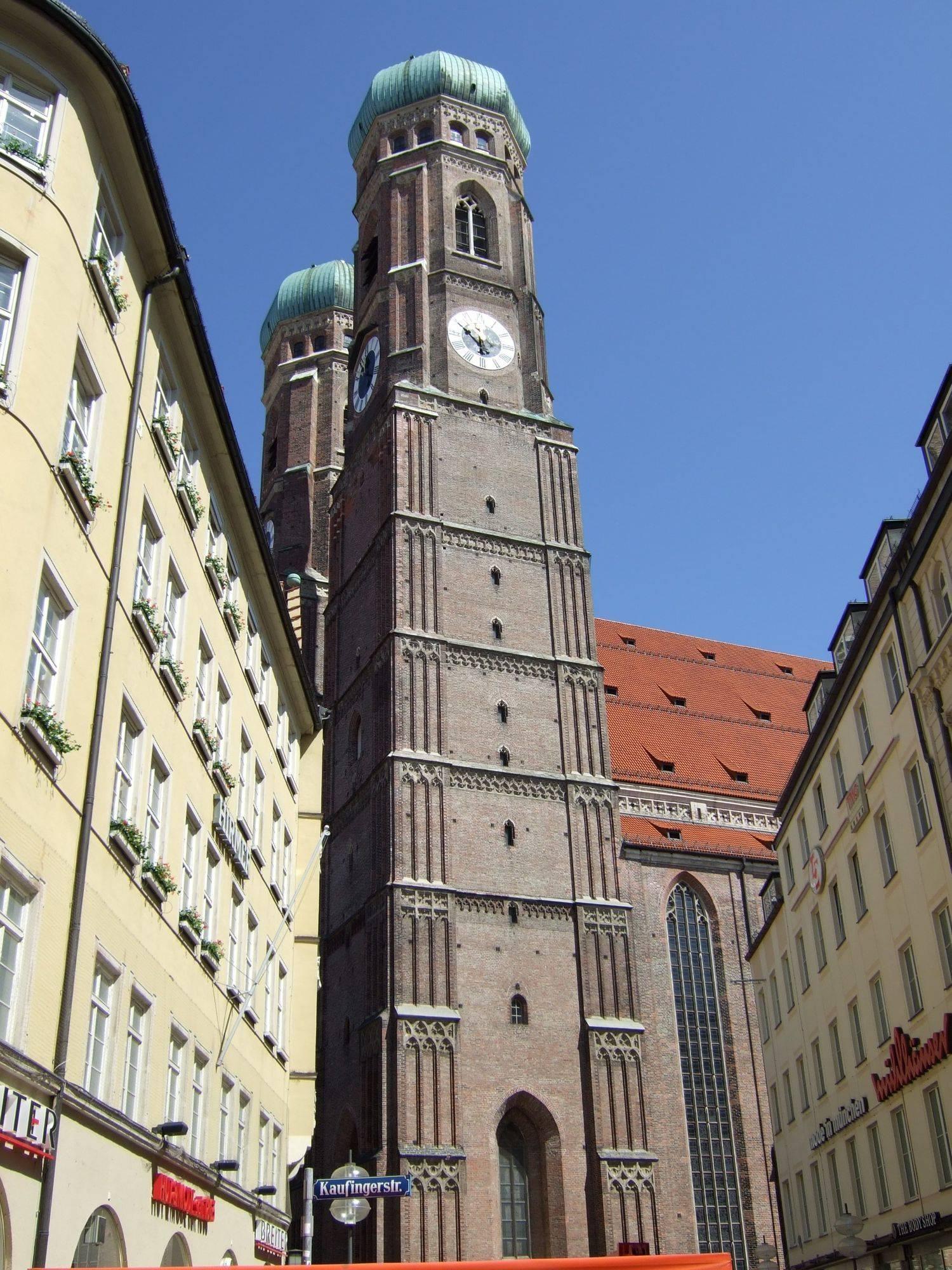 Краткая история мюнхена - munchenguide