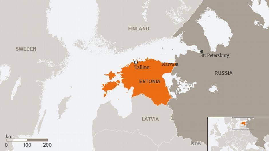 Как россиянину получить внж в эстонии