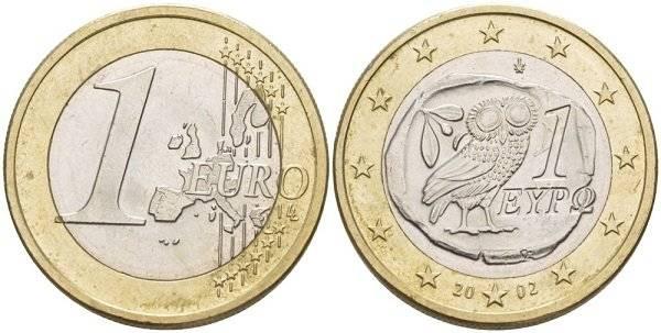 Какая валюта в греции: чем можно расплатиться