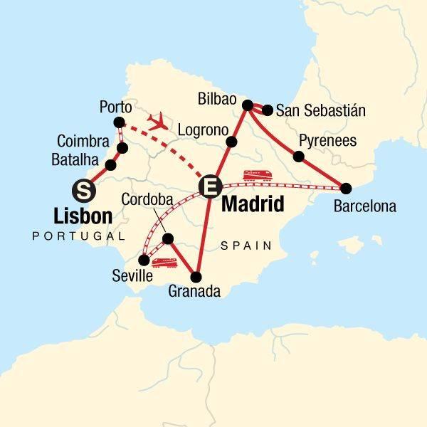 Как добраться: бильбао, испания - cоветы путешественникам как доехать до нужного места