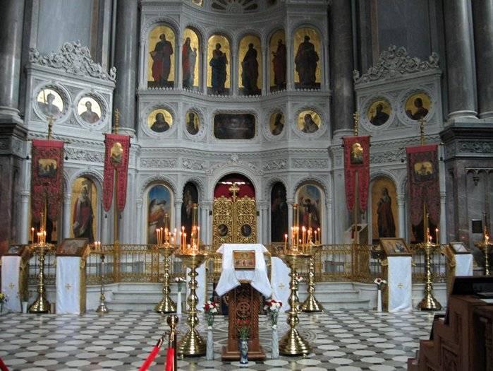 Висбаден. церковь елисаветы.
