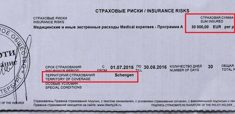 Медицинская страховка для визы в германию 2021: цена, требования и отзывы
