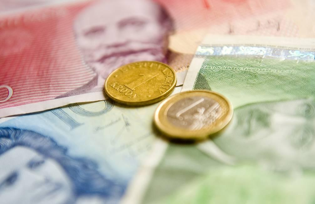 Валюта эстонии - история и сегодняшний день