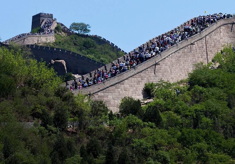 Великая китайская стена – год постройки, история, сколько строили китайскую стену