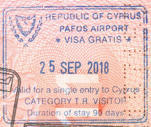 Виза на кипр для россиян: оформляем самостоятельно в 2021