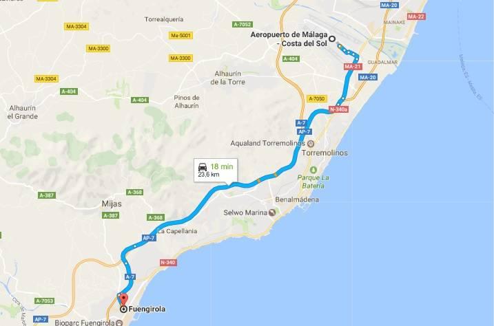 Город малага испания: где находится, как добраться и где лучше жить