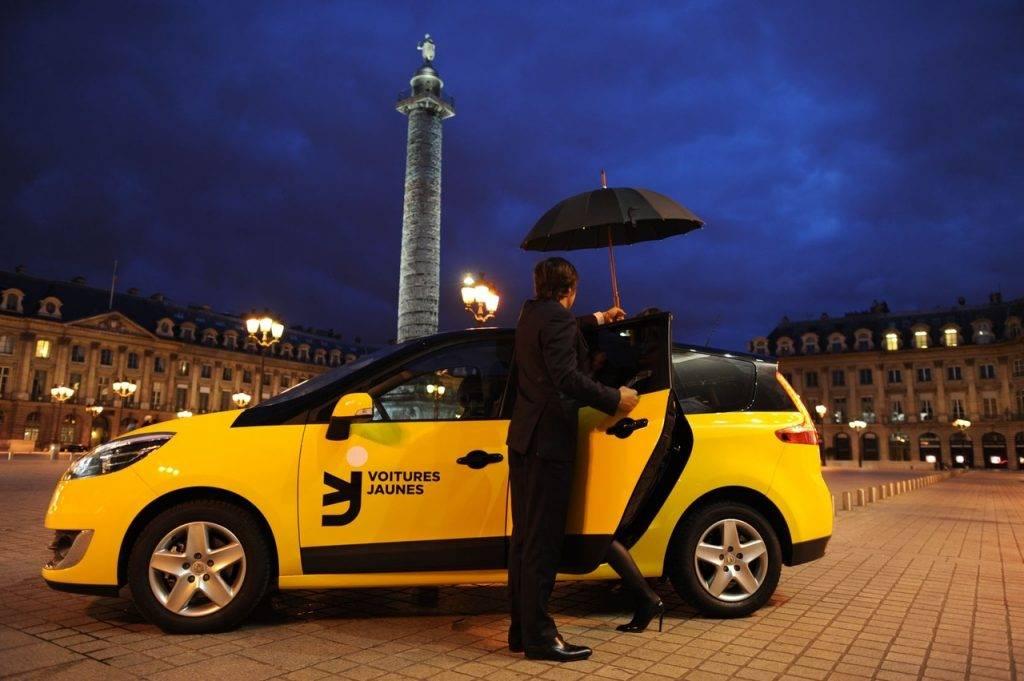 Услуги такси в барселоне