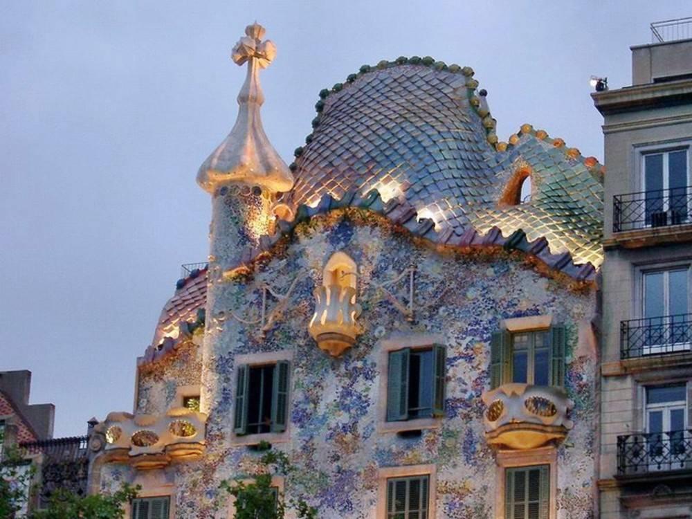 Романский и готический стиль в архитектуре испании: замки, соборы, крепости