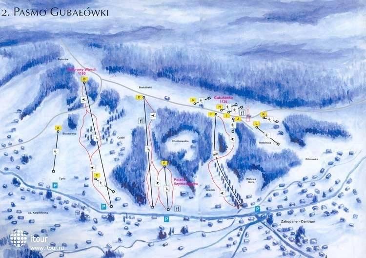 Польша. день в великолепных татрах: как добраться до озера морское око