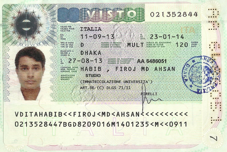 Как получить визу в Италию: правила и особенности 2021 года