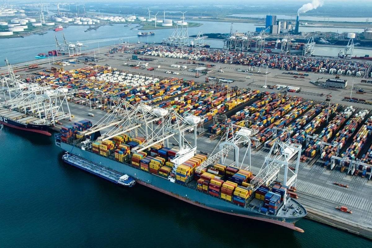 Особенности крупных морских портов в испании