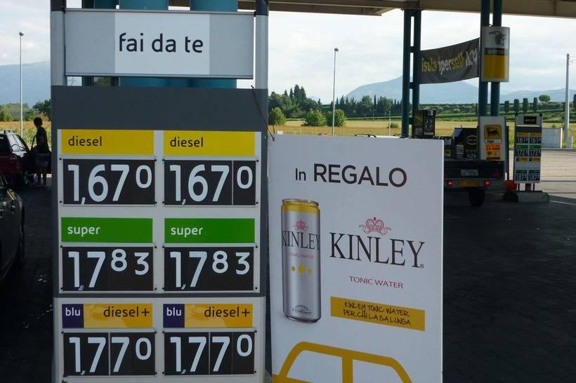 Цены на бензин в германии: особенности заправок