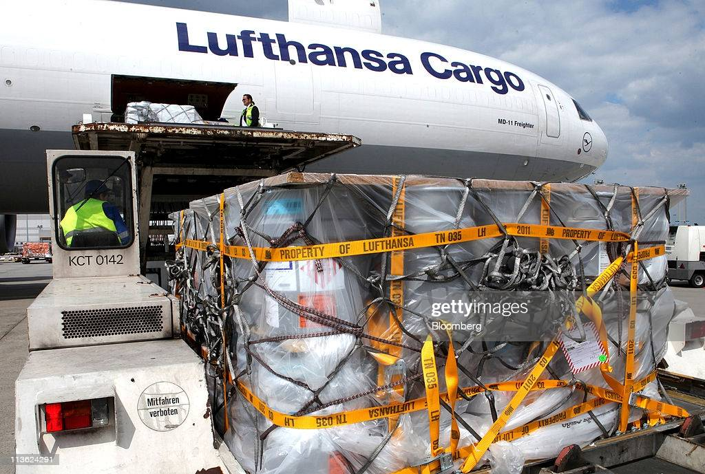 Lufthansa cargo — википедия