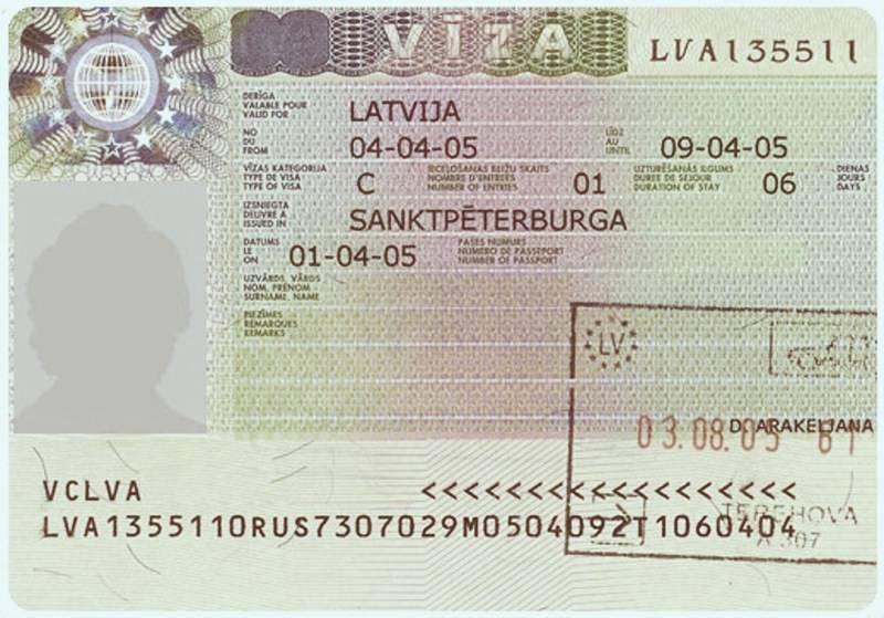 Деловая виза в латвию для россиян - список документов для бизнес визы | provisy.ru