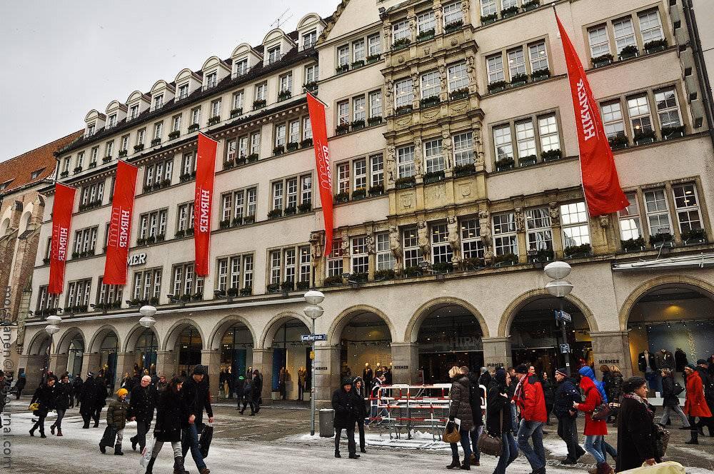 Поездка в мюнхен в декабре — советы и отзывы туристов