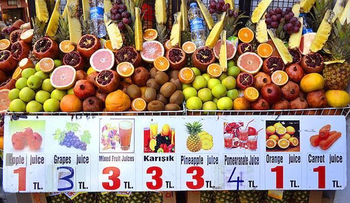 Цены в тунисе в 2021 году