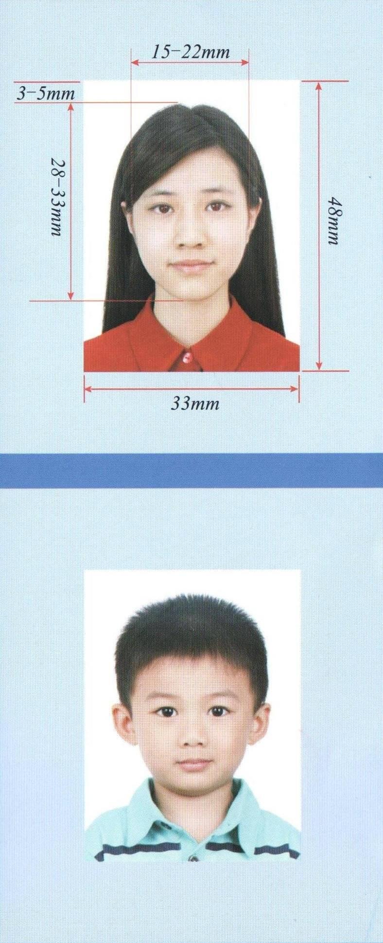 Фото на китайскую визу, требования в 2019 году