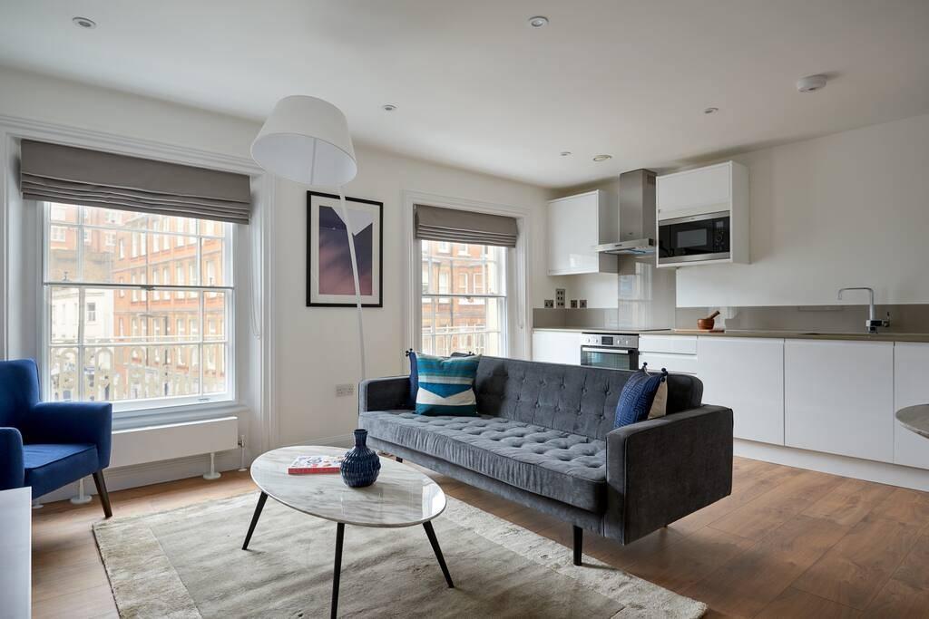 Как грамотно найти и снять квартиру в лондоне