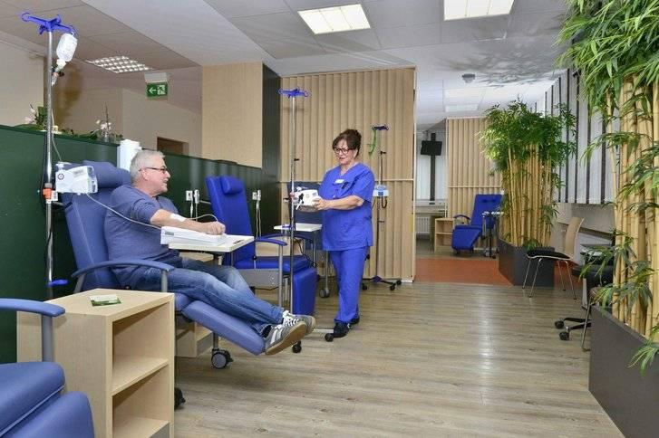 Гематология в германии: клиники лечения крови, гематологи германии