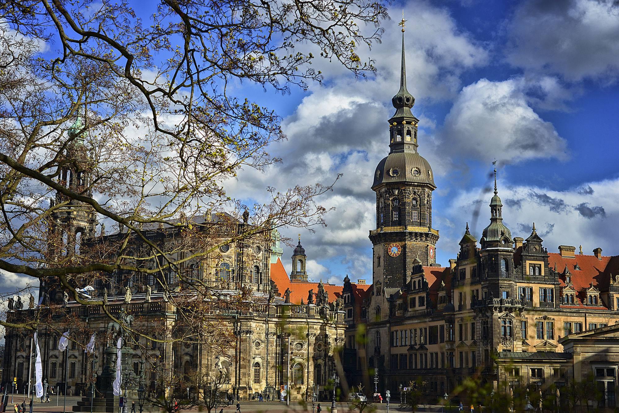 Дрезденский замок-резиденция — википедия. что такое дрезденский замок-резиденция