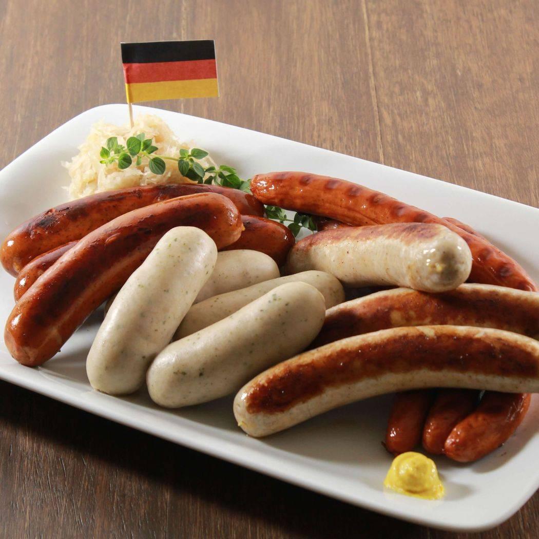 Нюрнбергские колбаски в духовке. как готовятся настоящие нюрнбергские колбаски. ингредиенты и оборудование