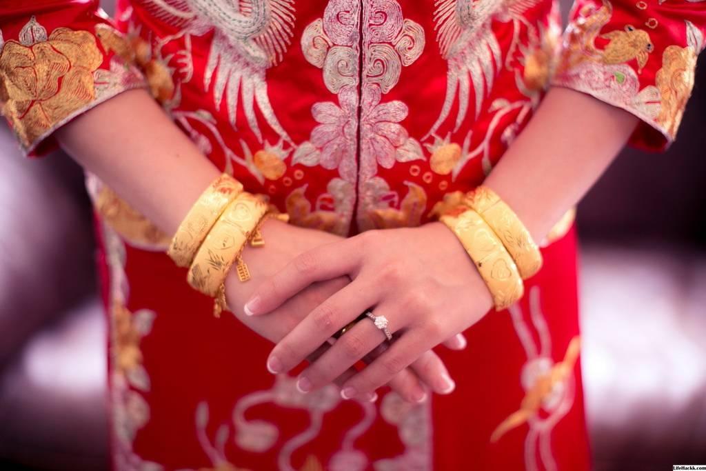 Китайская свадьба традиции и обычаи празднования, фото и видео