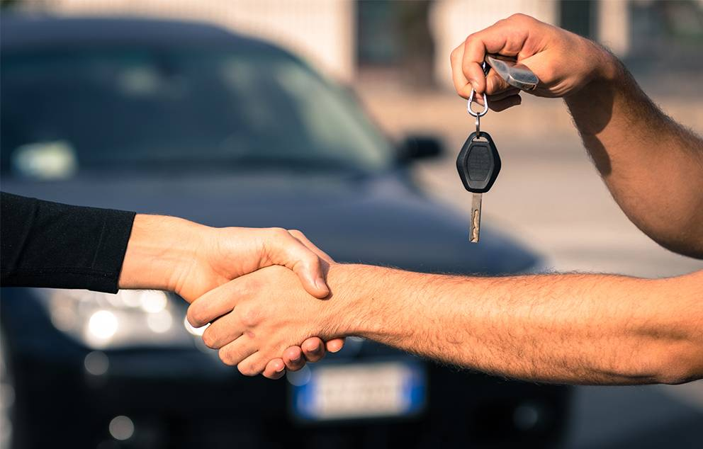 Как арендовать машину в Германии