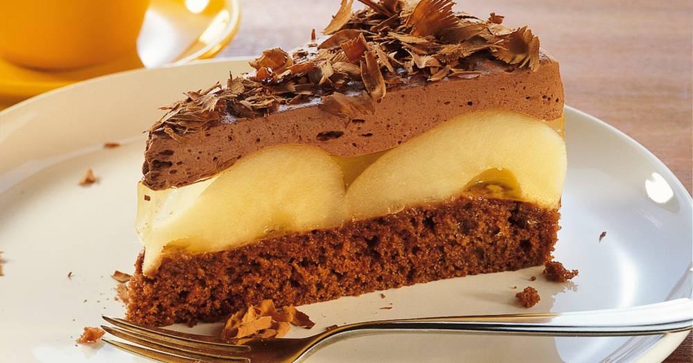 6 тортов, которые знает весь мир