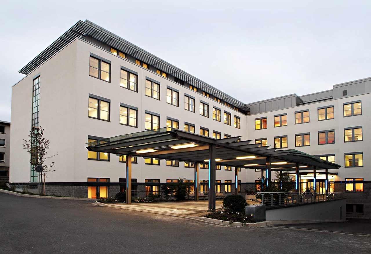 Клиники эссена: оборудование, технологии и обслуживание