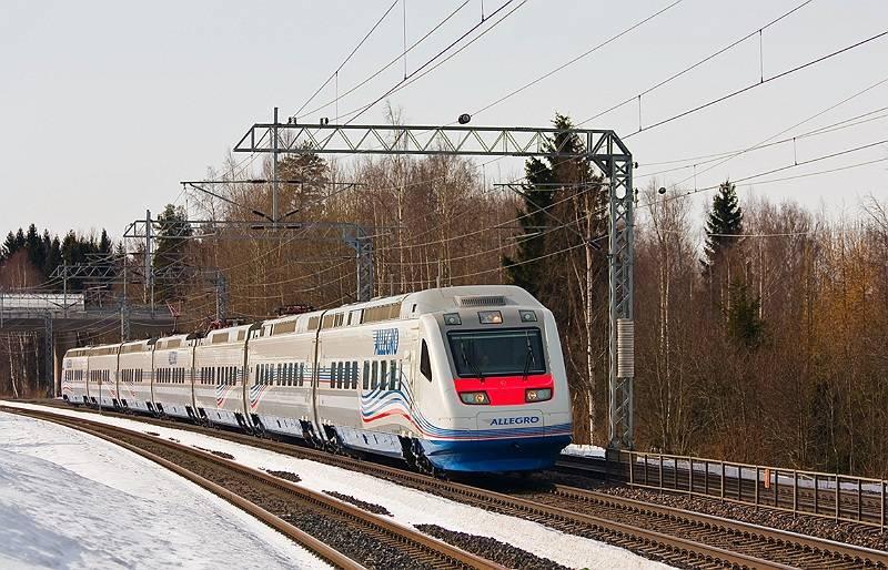 Поезда в финляндию из спб