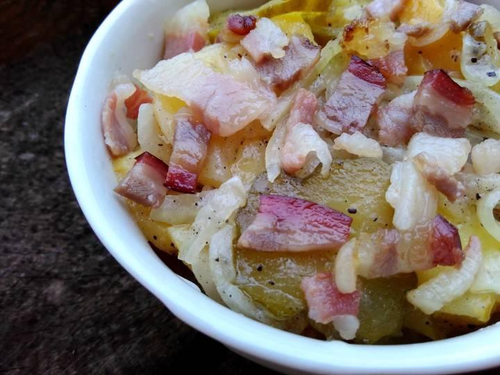 Немецкий салат из картофеля: состав и региональные особенности