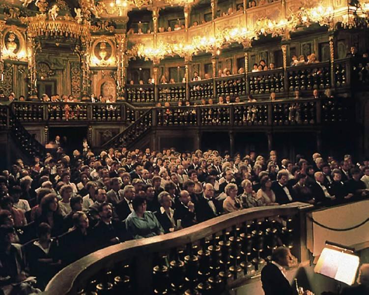 Маркграфский театр в германии: история, описание и удивительная архитектура