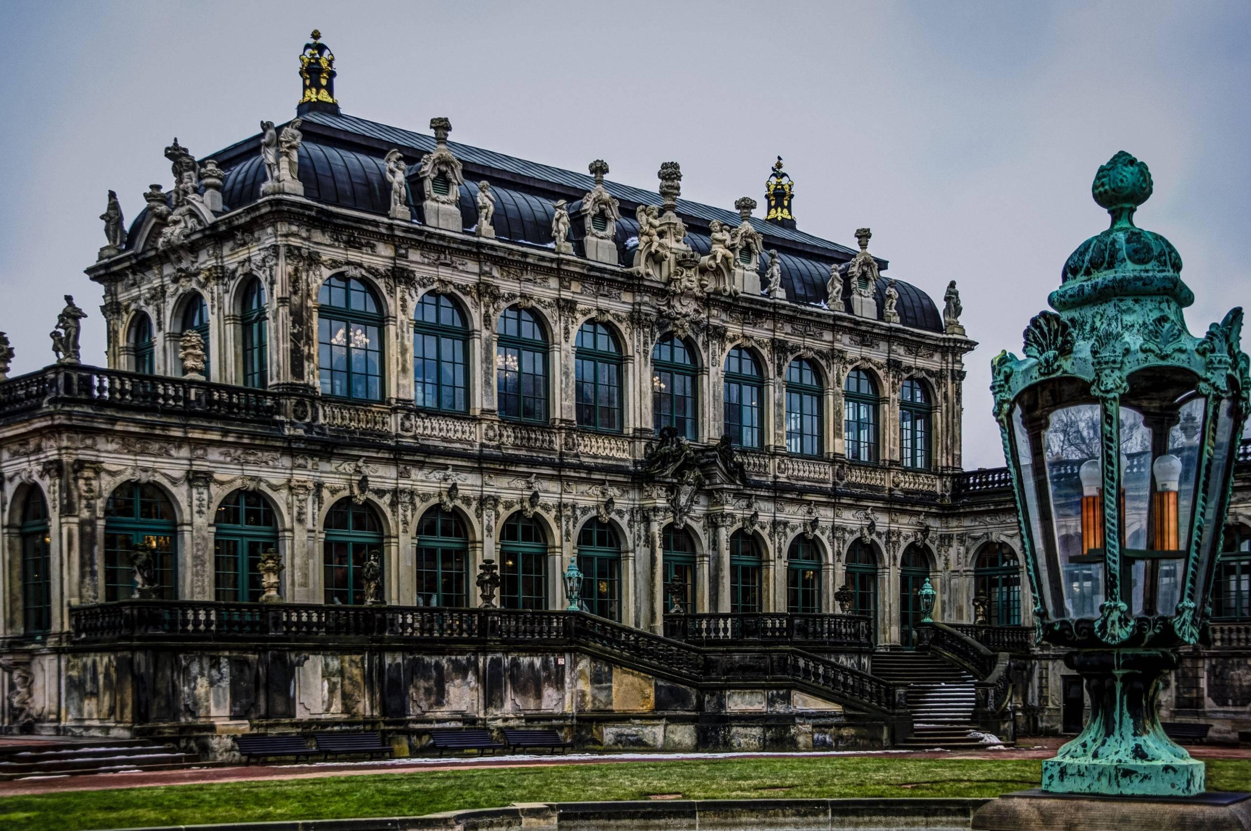 Цвингер в дрездене: история и архитектура здания