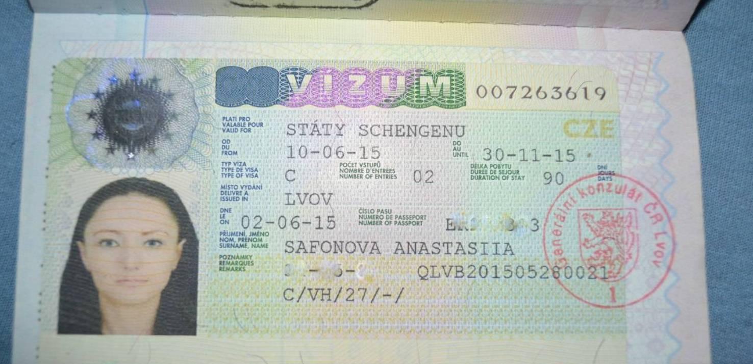 Как получить студенческую визу в чехию для россиян: документы, сроки, стоимость